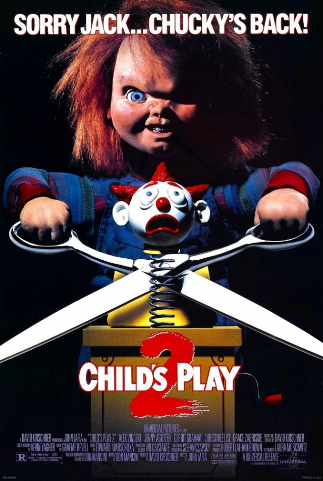 Ma Búp Bê 2 - Childs Play 2 (1990)