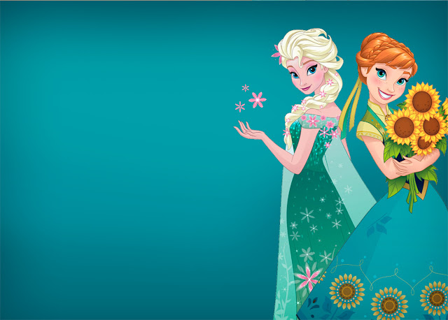 Frozen Fever: Free Printable Invitations. | Is it for