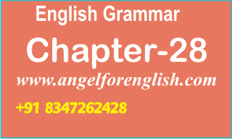 Chapter-28 English Grammar In Gujarati-PRESENT CONTINUOUS TENSE - Angel for English