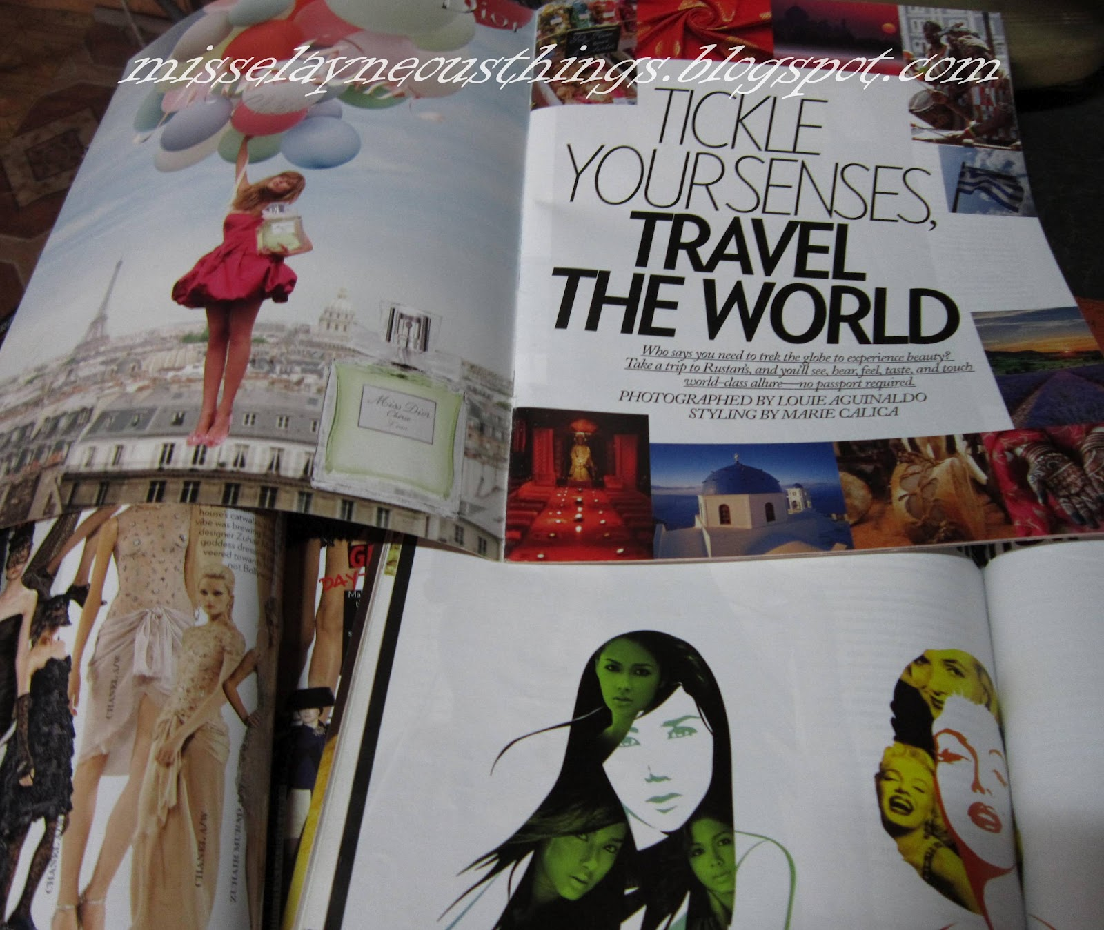 How to scrapbook magazines - So Grab Your Old Magazines And Start Reusing Them If You Want You Could Even Use The Whole Magazine Itself That Way You Won T Be Needing The Manila