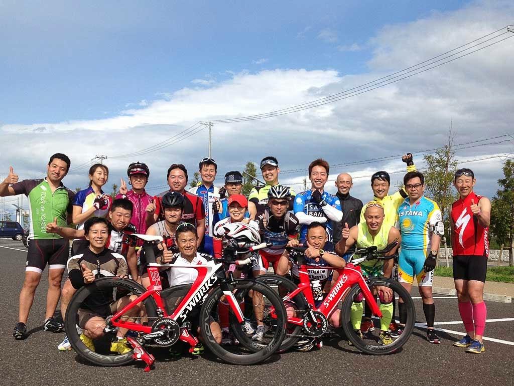 宮古島まであと1カ月。淡路島にてトライアスロントレーニングキャンプを開催しました