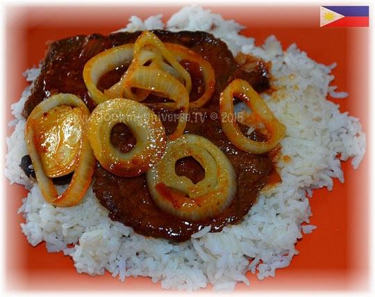Bistek Tagalog Filipino Recipe
