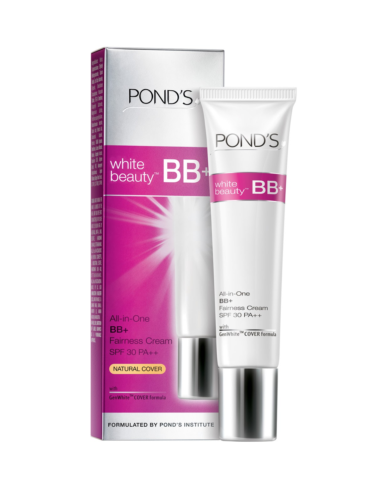 Indian Vanity Case New Pond S White Beauty Bb Fairness