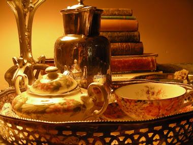un tè con me