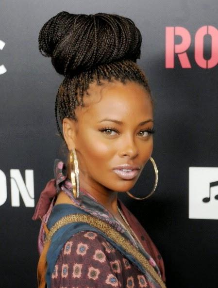 Peinados Con Trenzas Negras - Los Mejores Peinados 28 peinados con trenzas afro Los Mejores
