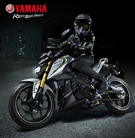 Yamaha M-Slaz Penyempurnaan Aura YZF-R15