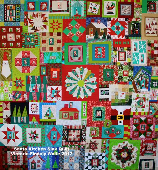 V Findlay Wolfe Blog Santa Whoop Whoop