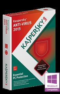 Kaspersky 2013