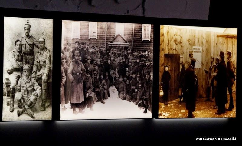 Muranów getto muzea Warszawa Żydzi architektura wystawa zdjęcia