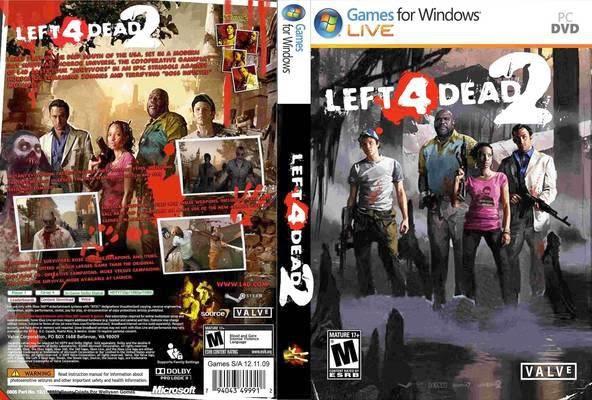 تحميل لعبة Left 4 Dead 2 برابط واحد وبدون تثبيت