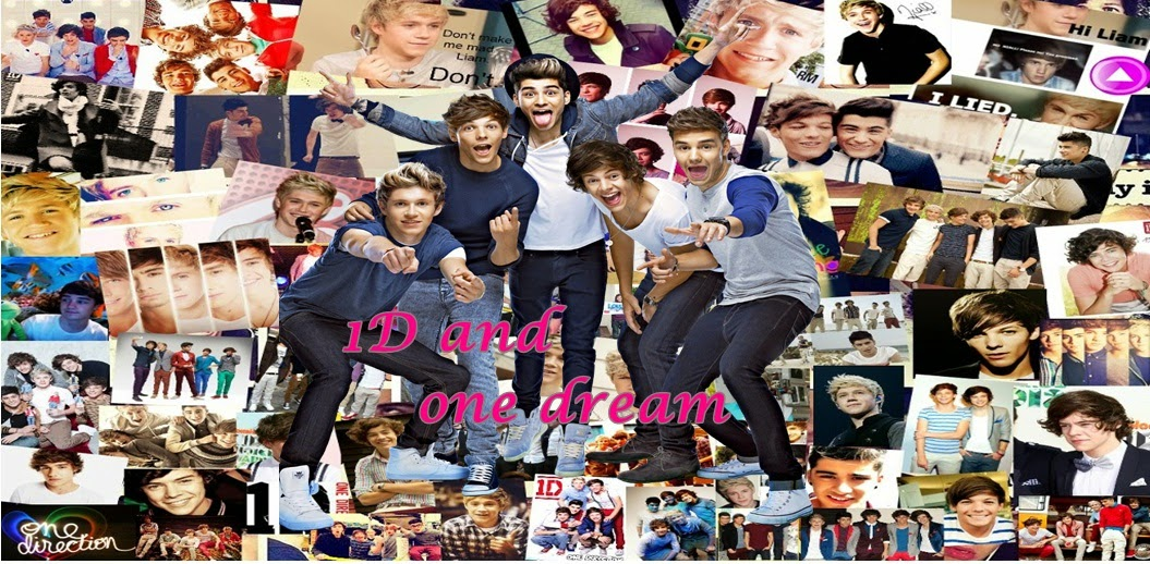 1d and  one dream