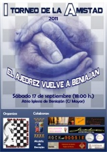 I Torneo de la Amistad, Beniajn 2011...