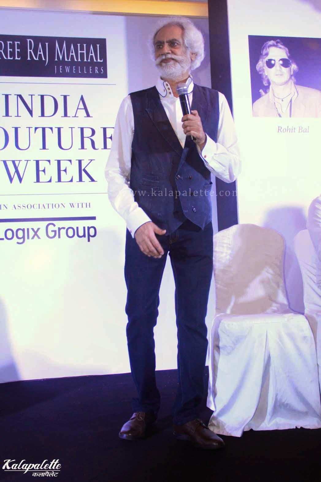 Sunil Sethi Fashion Design Council Of India