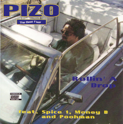 Pizo – Rollin A Drop (CD) (1995) (320 kbps)