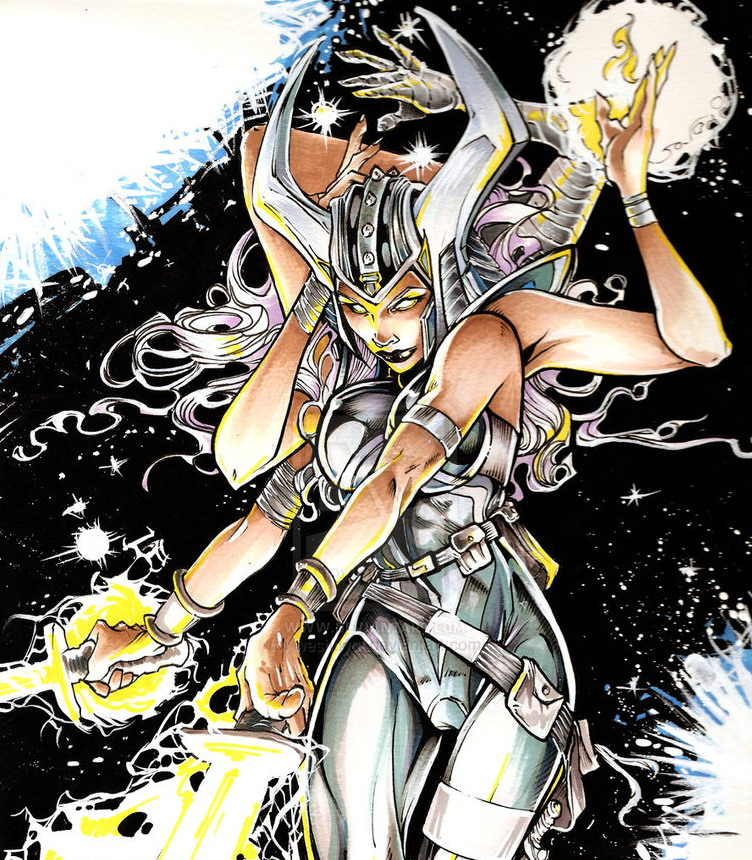 Spiral (Marvel Comics) Character Review