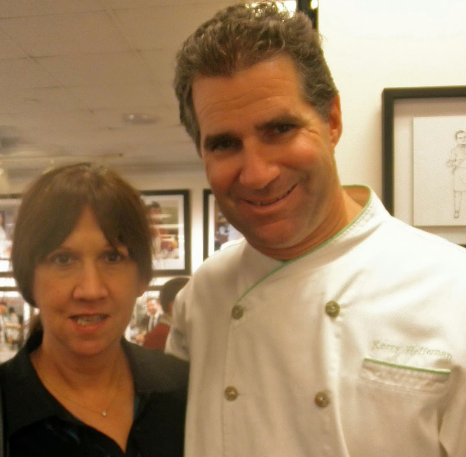 Chef Kerry Heffernan