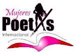 Mujeres Poetas, internacional