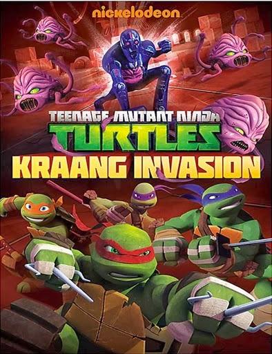 Ver Las tortugas ninja: La invasión de Kraang (2013) Online