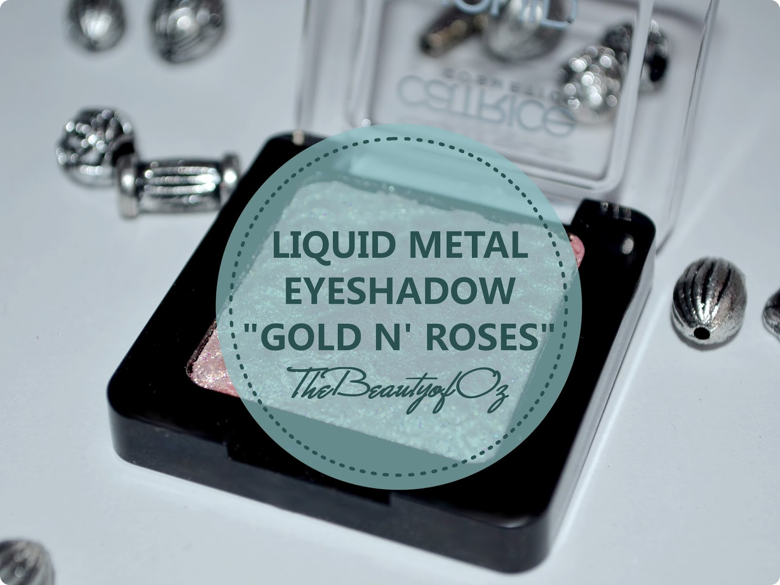 Catrice Liquid Metal Eyesahdow