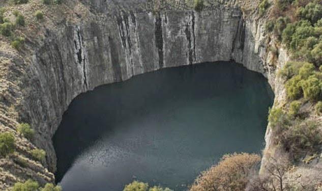 The Big Hole, em Kimberley