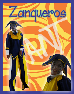 Zanqueros