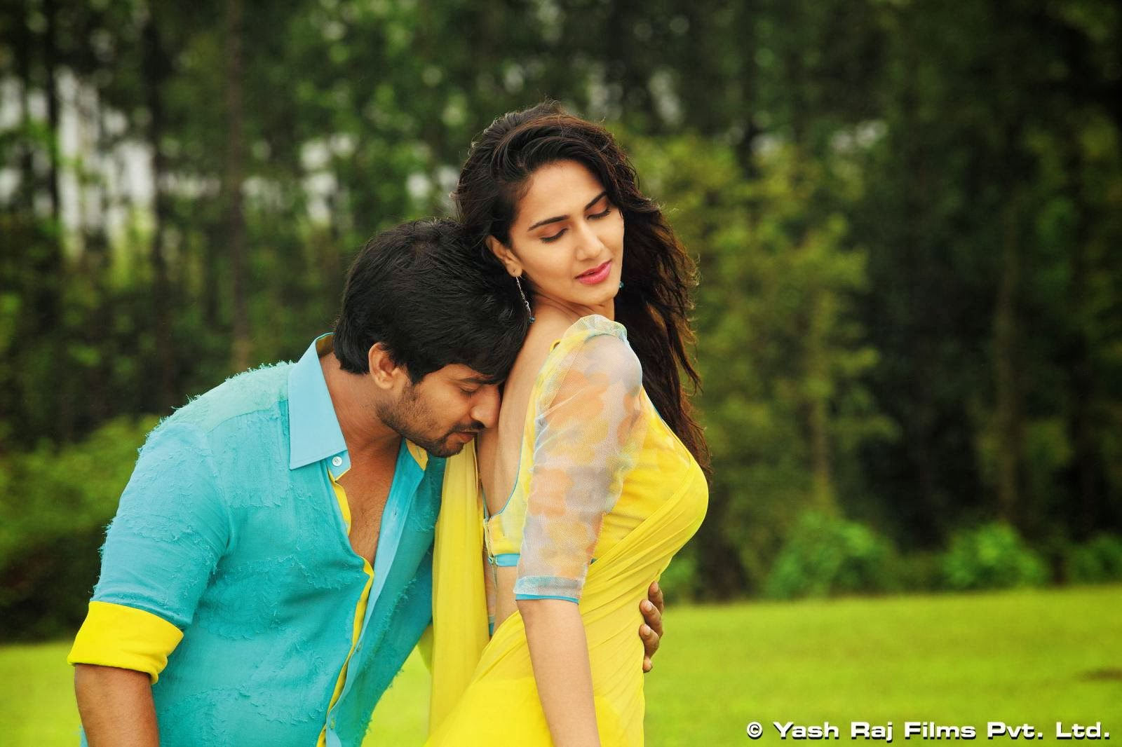 Nani And Vani Kapoor In Aaha Kalyanam Hd Wallpapers Just 10 Media