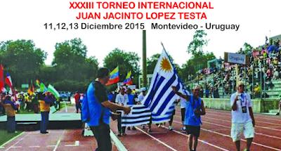 Pista - Torneo master Juan Jacinto López Testa (Montevideo, 11a13/dic/2015)