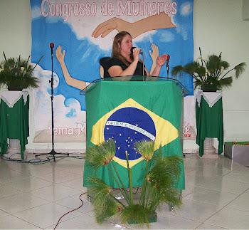 """Pregando em Caraatinga""""Encontro das Mulheres"""""""