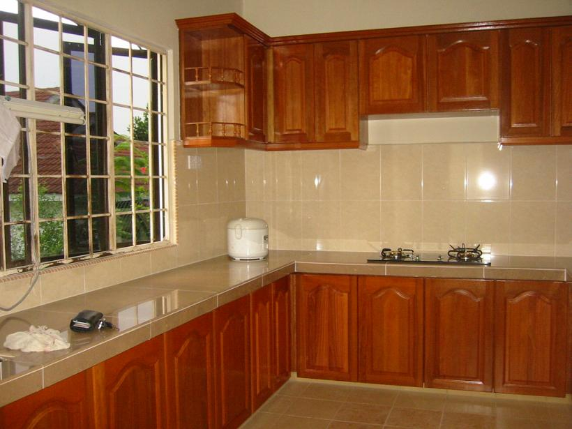 Harga kabinet dapur for Harga kitchen cabinet