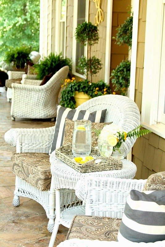 Remodelando la casa: 10 amazing summer porches