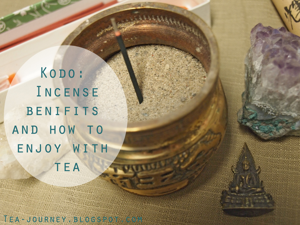 kodo incense benefits and how to enjoy with tea crystals buddha meditation spirituality chaxi global tea hut chado sado japan japanese ceremony