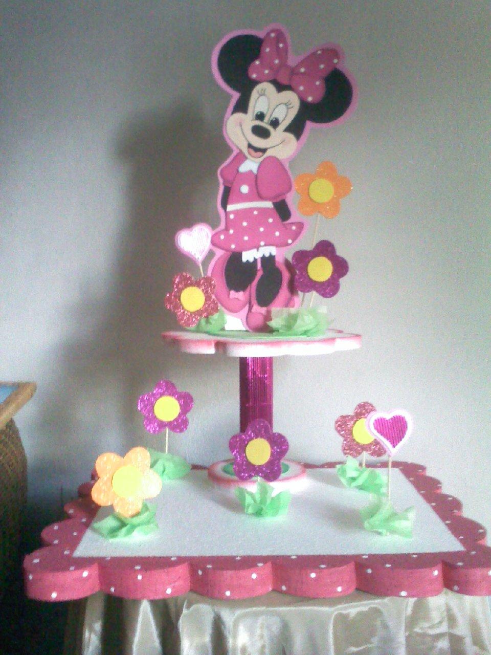 NORELKYS : Algunas Ideas: Fiesta de Minnie