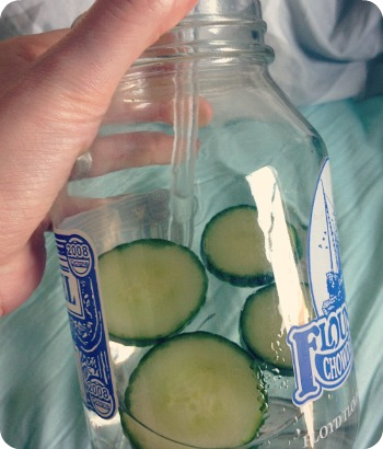 Cucumber Water