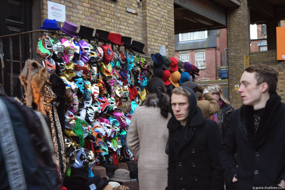 Shopping On Shoreditch High Street