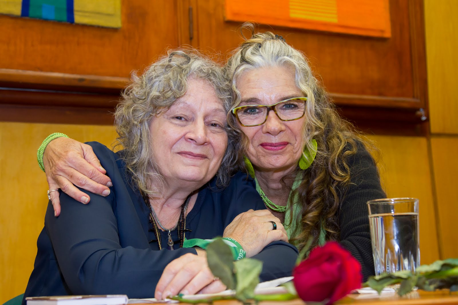 Catherine Walsh y Rita Segato