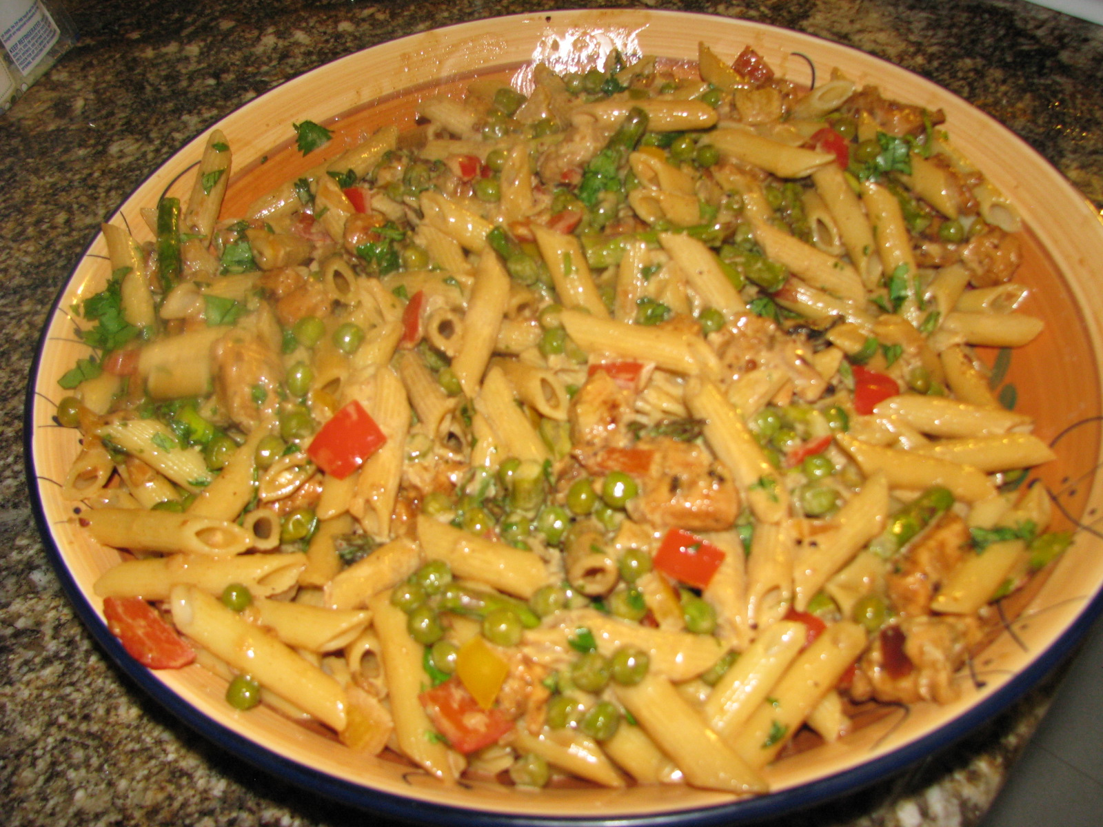 The Cheesecake Factorys Spicy Chicken Chipotle Pasta