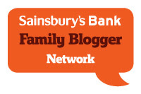 Sainsbury's Bank Family Blogger Network Logo
