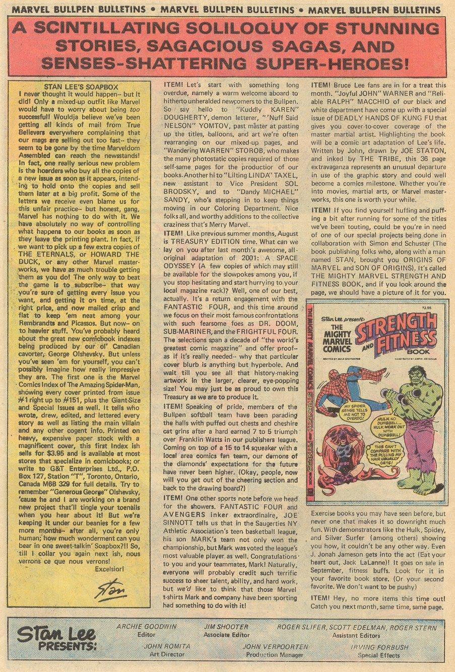 Conan the Barbarian (1970) Issue #68 #80 - English 19