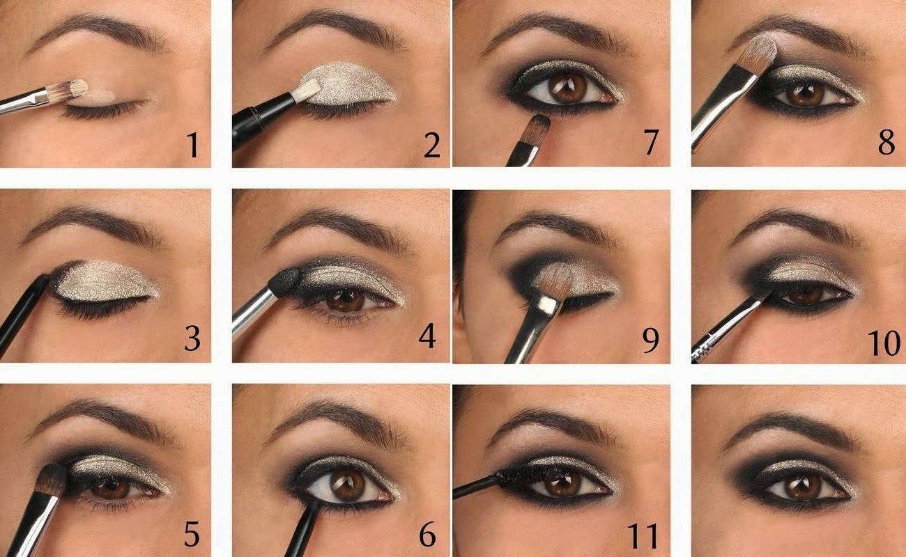 Eye Makeup Tips For Small Eyes Woman Make Up Tips