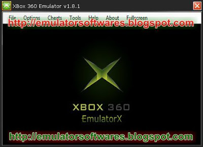Xbox 360 Emulator 2013 v1.8.1