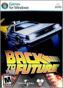 Modelo Capa Download   Jogo Back to the Future The Game FLT PC (2011)