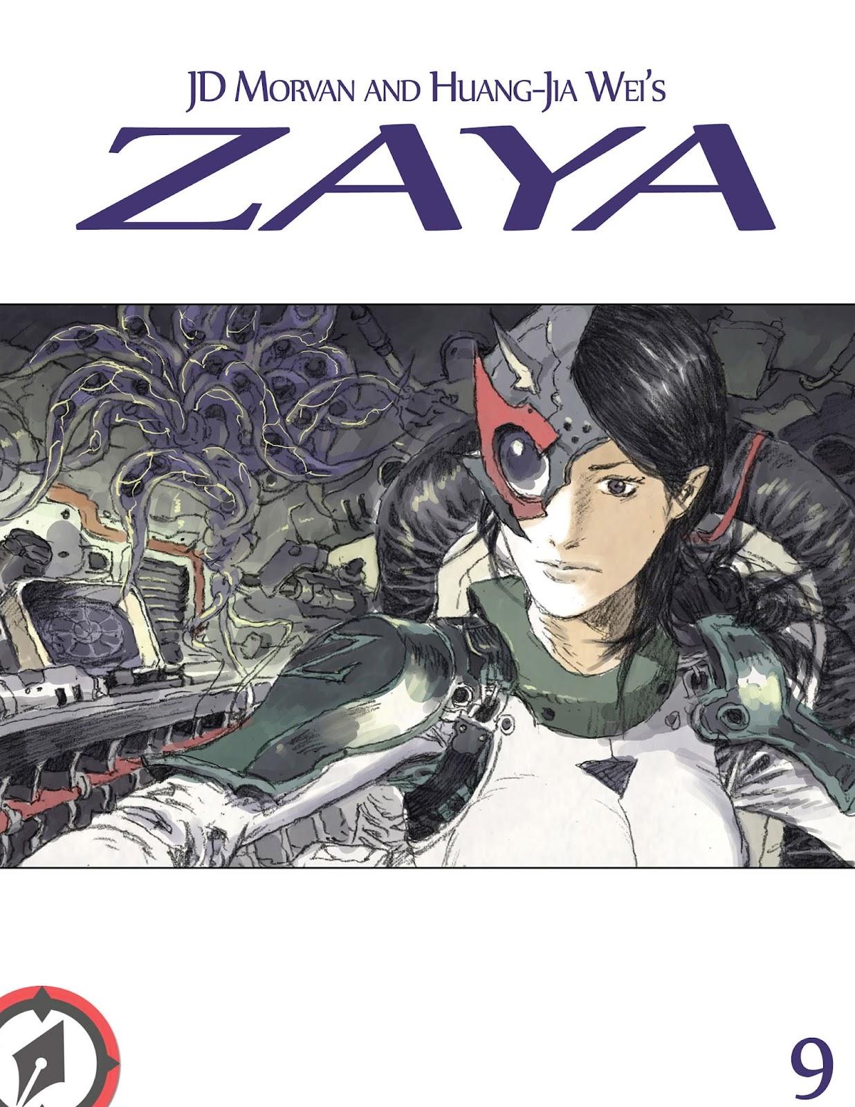 Zaya issue 9 - Page 1