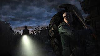 the walking dead 400 days screen 1 E3 2013   The Walking Dead: 400 Days (Multi Platform)   Logo, Screenshots, PlayStation Vita Bundle, Trailer, & Press Release