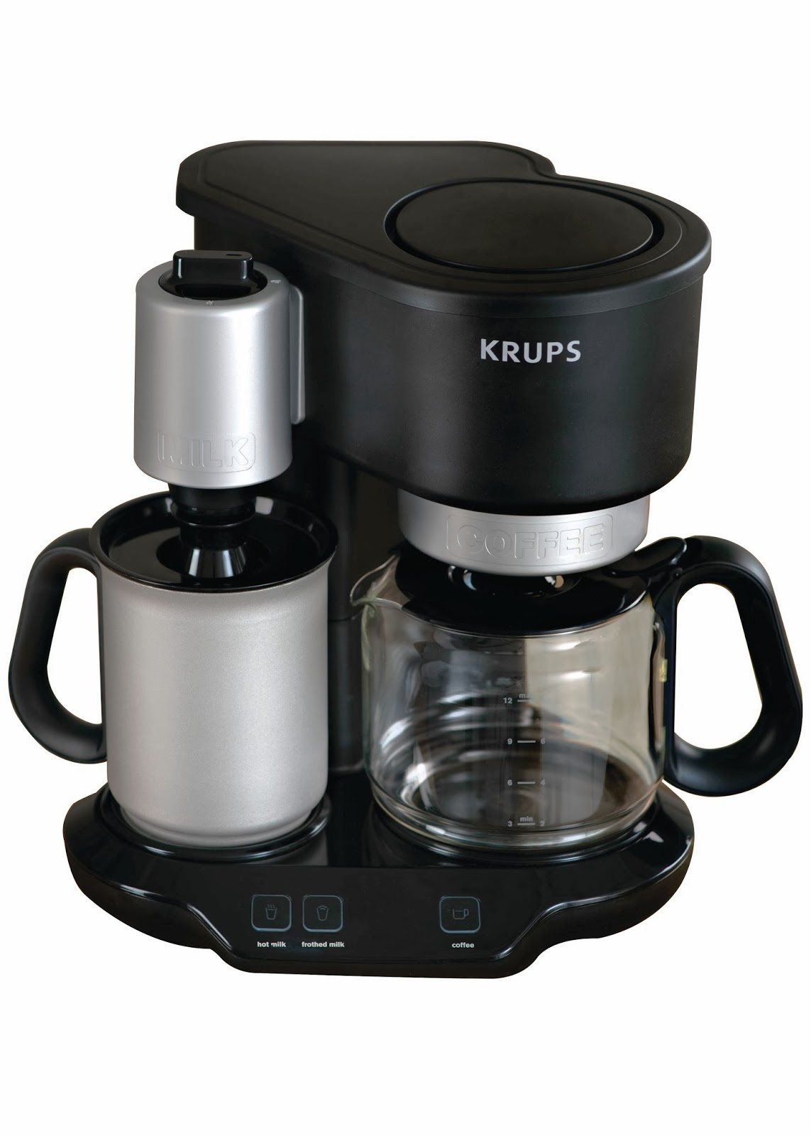 krups latteccino coffee maker