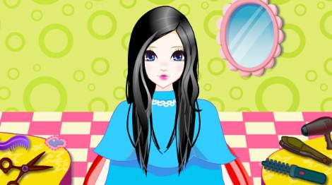 Juegos De Peinados Y Maquillaje - Peinado y maquillaje invernal Un juego gratis para chicas en
