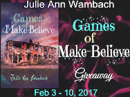 Games of Make-Believe Giveaway