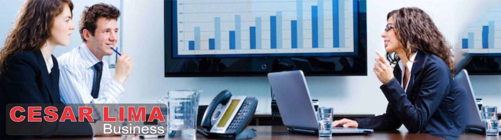 CESAR LIMA SHOW - Assessoria e Negócios