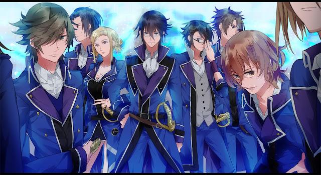 Blue Clan Wallpaper 0010