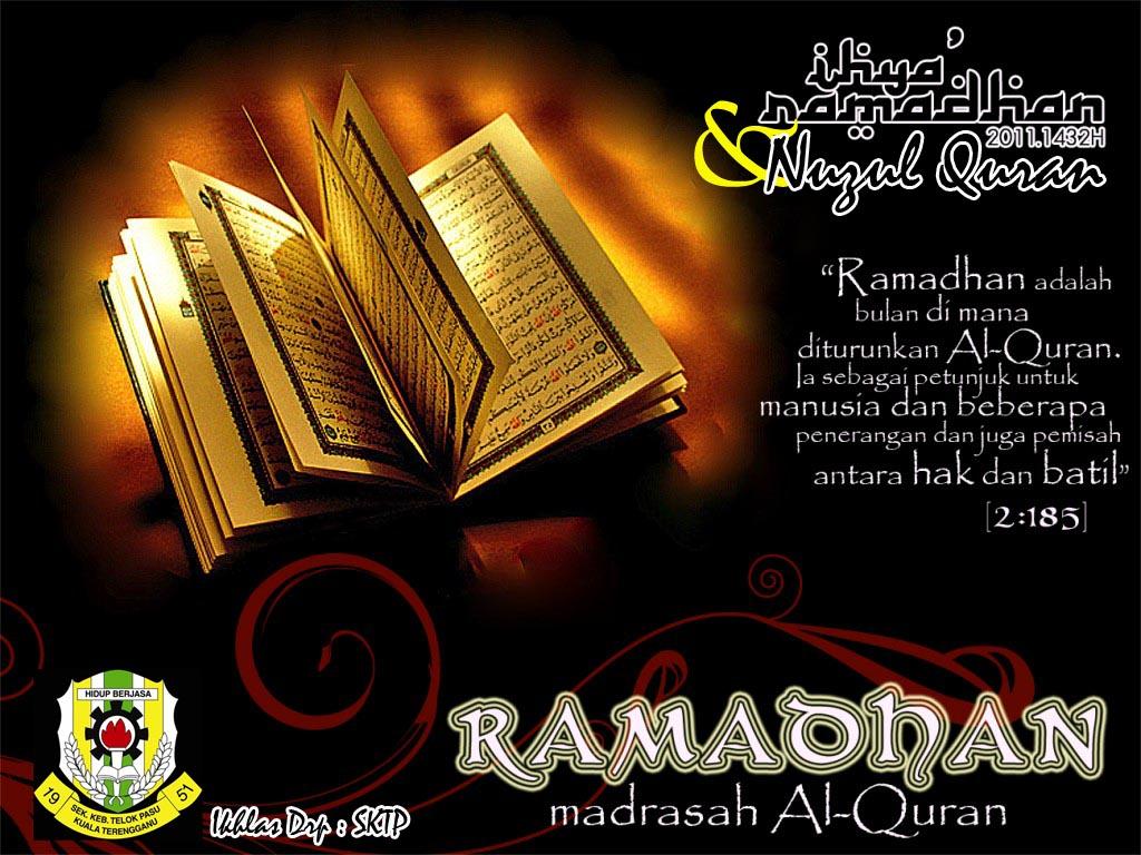 SEK. KEB. TELOK PASU, KUALA TERENGGANU: Selamat Menyambut Ramadhan ...