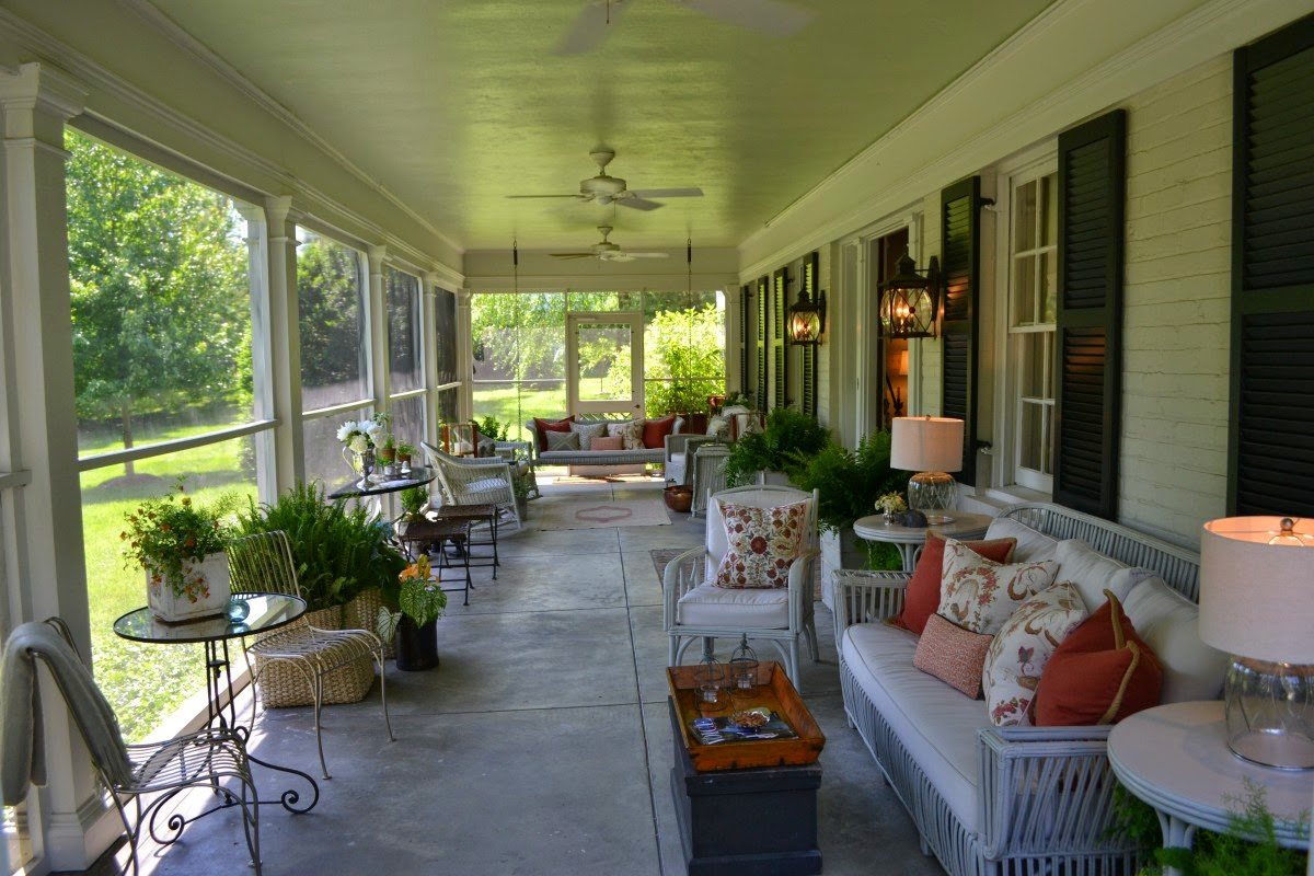 Front porch decorating ideas for summer instant knowledge for Outdoor front porch decor
